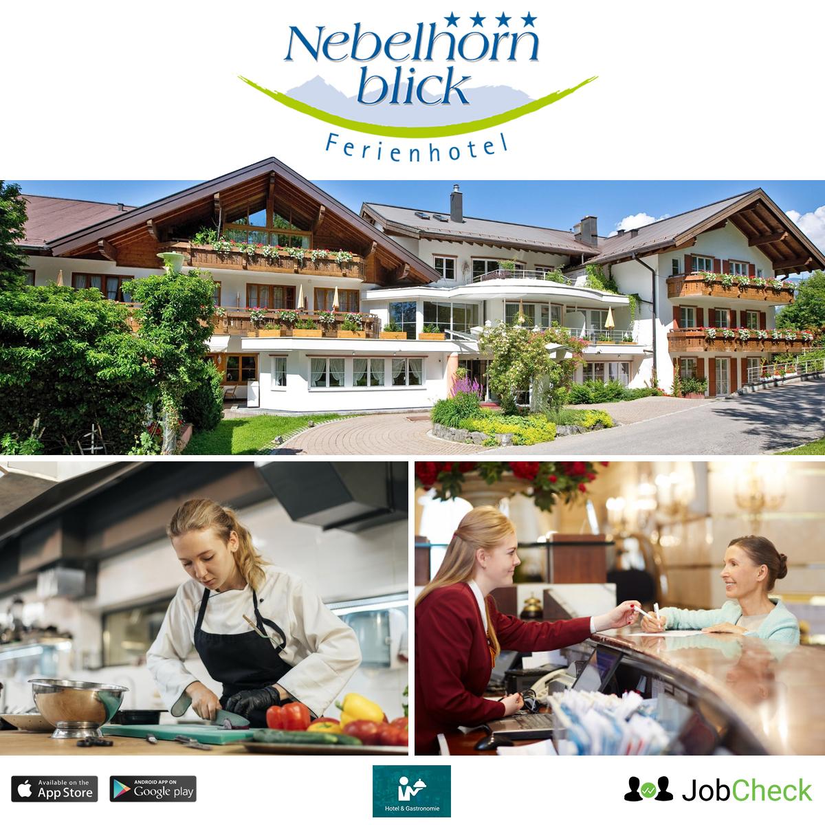 Nebelhornblick Jobpost